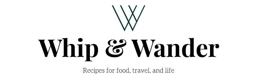 Whip & Wander